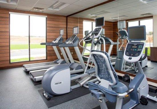 Fairfield Inn & Suites Sioux Falls Airport: Fitness Center