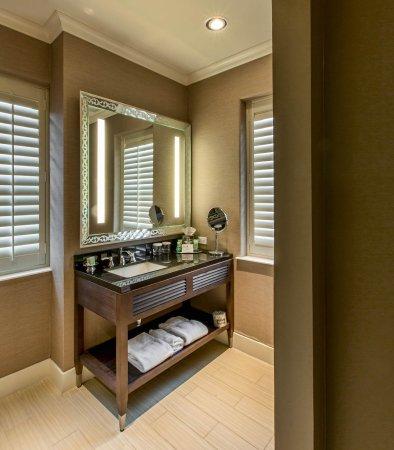 Bathroom Vanities Okc guest bathroom vanity - picture of ambassador hotel oklahoma city