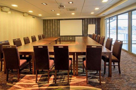 Proszkow, Poland: Meeting Room