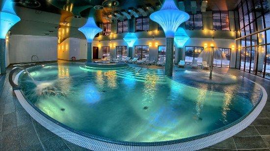 Proszkow, Poland: Pool