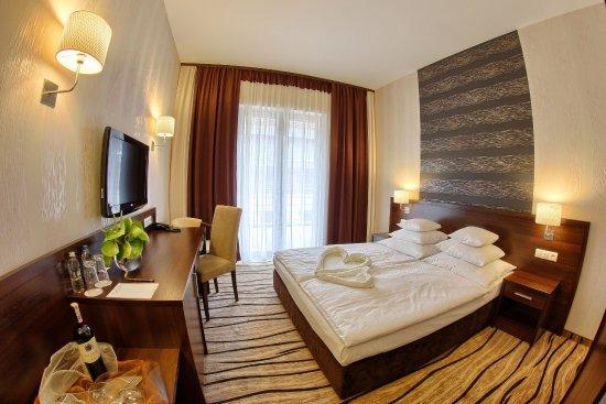 Proszkow, Poland: Standard Double Room