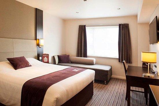 Госпорт, UK: Bedroom