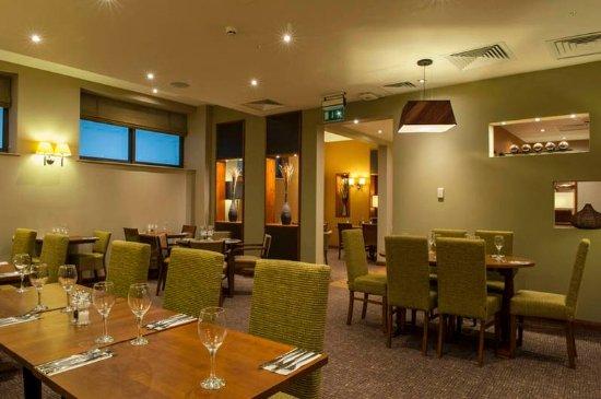 Premier Inn London Bank (Tower) Hotel: Restaurant