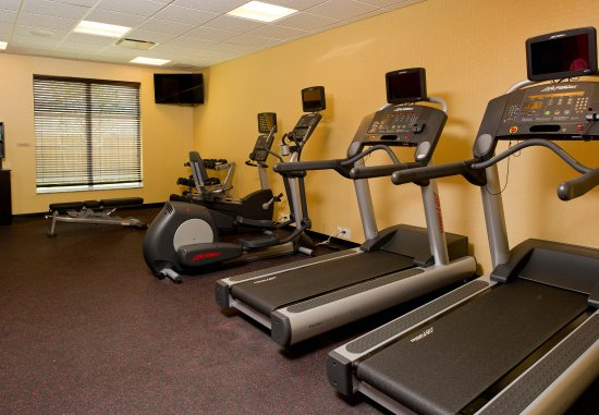 TownePlace Suites Thunder Bay: Fitness Center