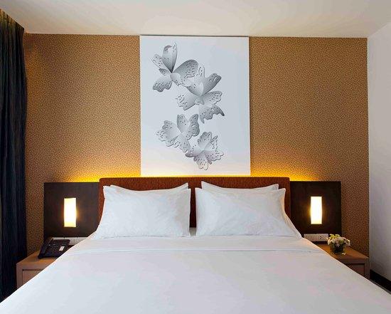 Aspira Prime Patong: Guest Room