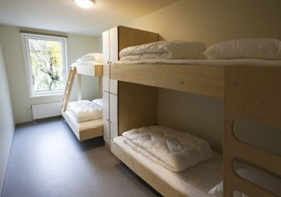 Trondheim Vandrerhjem: Bedroom