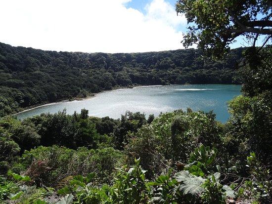 Национальный парк Поас-Волькано, Коста-Рика: Het naast gelegen meer.