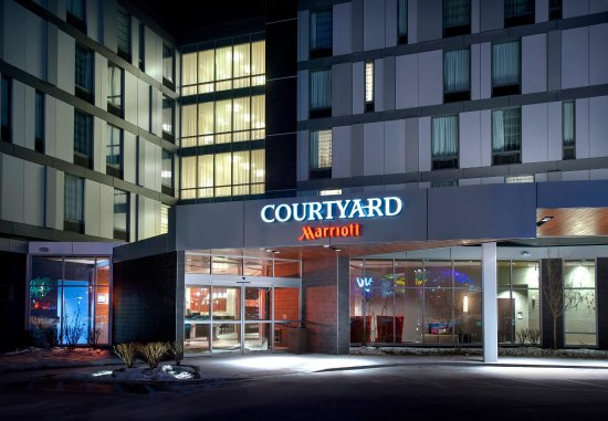 Courtyard Philadelphia South at The Navy Yard: Entrance