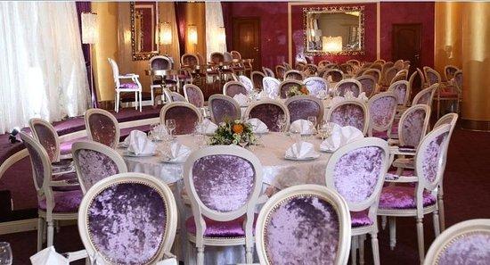 Kiev Hotel: Restaurant