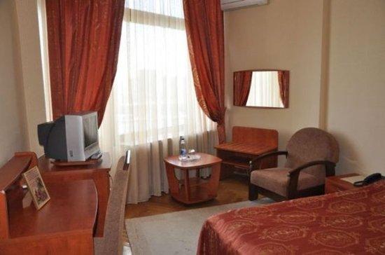 Kiev Hotel: Single Room