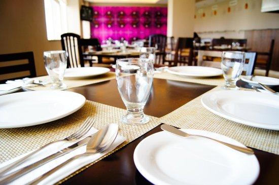 Hilton Garden Inn Boca del Rio Veracruz: Dining