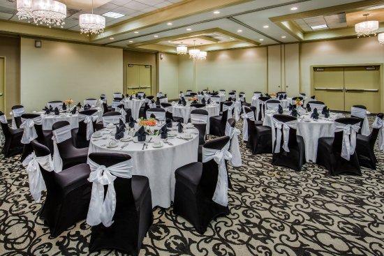 Crowne Plaza Phoenix Airport: Banquet Room