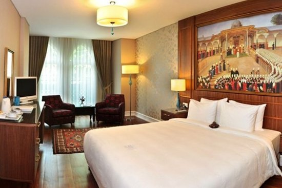 Neorion Hotel: Double room