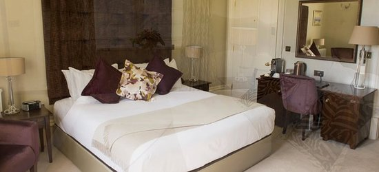 Kentisbury, UK: Luxury Suite