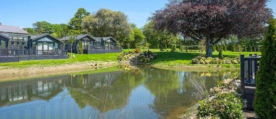 Kentisbury, UK: Lodge