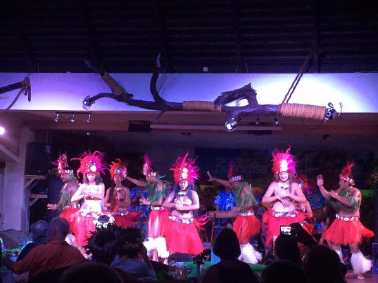 Arorangi, Cook Islands: Dinner Show