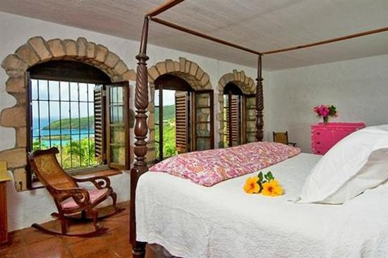 Sugar Reef Bequia : Oceanview King
