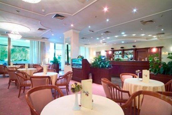 Panorama Zagreb Hotel: Lobby Bar