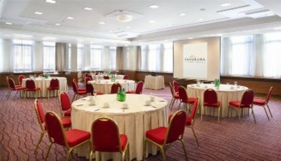 Panorama Zagreb Hotel: Meeting Room