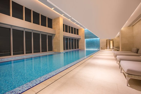 Swimming Pool Picture Of Crowne Plaza Macau Macau Tripadvisor