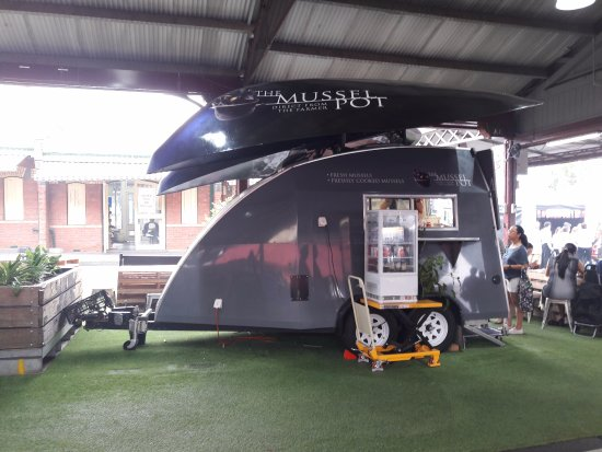 Toorak, Australia: ร้านที่เป็นรถรูปหอย