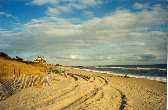 Southampton, NY: Wainscott Beach NY