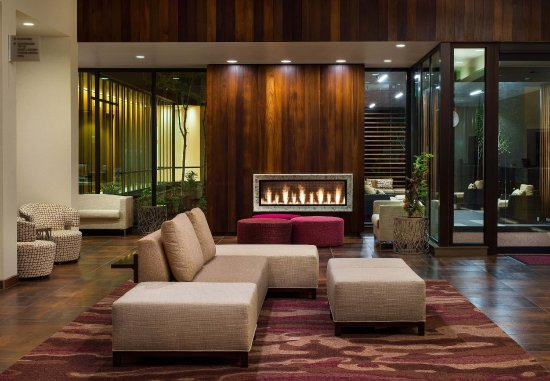 Foyer Seating Area : Residence inn portland downtown pearl district from