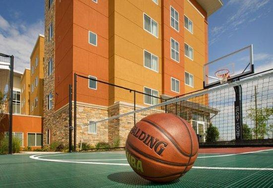 Texarkana, تكساس: Sport Court