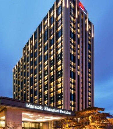 Shanghai Marriott Hotel Parkview: Exterior
