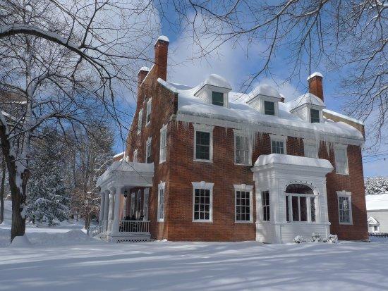 Windsor, VT: Winter Exterior