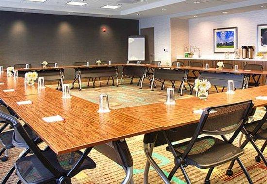 Pullman, WA: Meeting Room   Square Setup