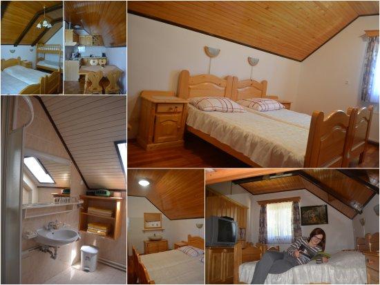 Ljubno, Slovenia: Room
