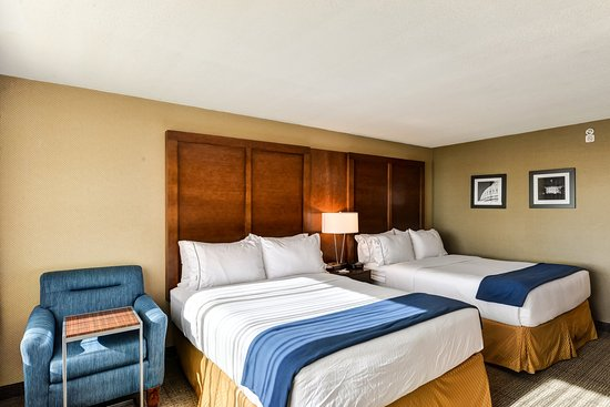 Silver Spring, MD: Double Queen Bed Guest Room