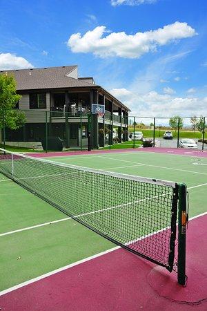 Eden, Γιούτα: Tennis Court