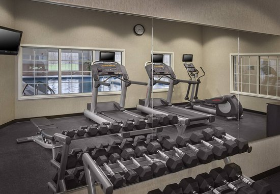 Great Barrington, MA: Fitness Center