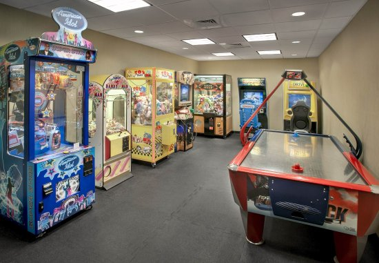 Great Barrington, MA: Game Room