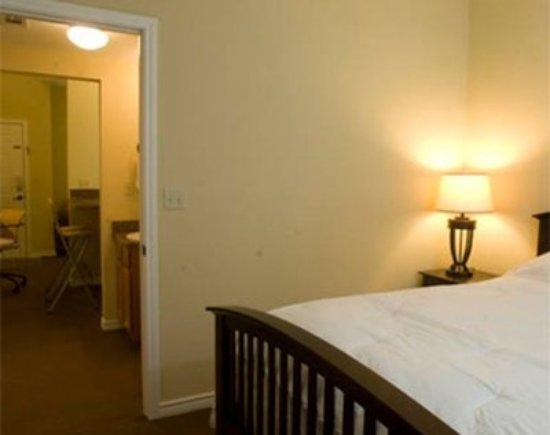 Center, Teksas: Queen Bedroom