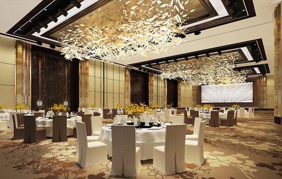 Τσάνγκντε, Κίνα: Grand Ballroom Rendering