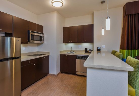 Norco, CA: Suite Kitchen