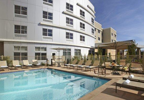 Sunnyvale, CA: Outdoor Pool
