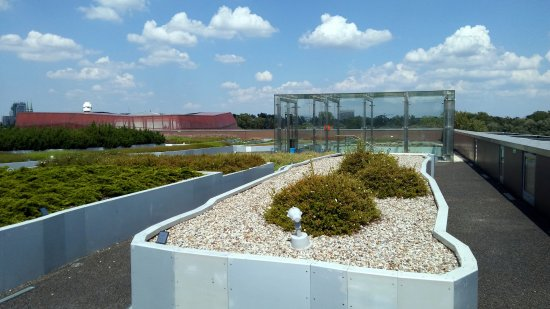 Centrum Nauki Kopernik: Ogród na dachu