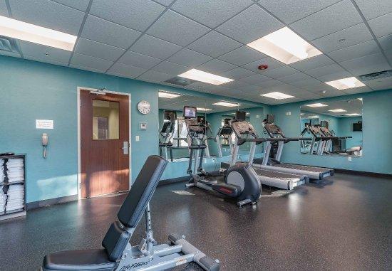 Elkhart, IN: Fitness Center