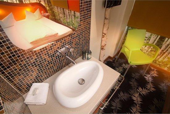 Cocoon Stachus: Bathroom2