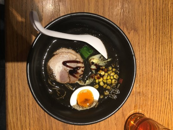 Photo of Restaurant Hakata ippudo at 羅素街8號2樓, Hong Kong, Hong Kong