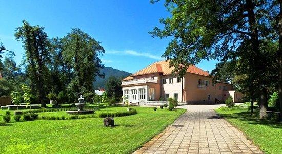 Liptovsky Jan, Slovakia: Garden