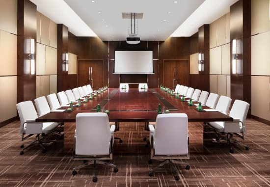 Huizhou, China: Boardroom
