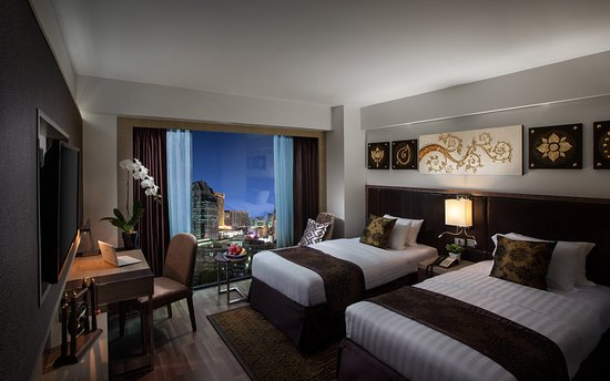 Grand Swiss Sukhumvit 11 by Compass Hospitality: Grand Premier Room