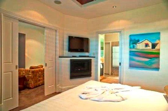 Marananga, Australia: Seppeltsfield Suite Bedroom