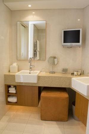 Marananga, Australia: Stonewall Suite Bathroom