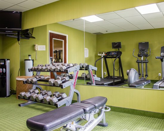 Comfort Inn Syosset By Choice Hotels Ny Fitness